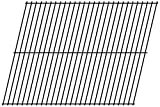 Music City Metals 94601 Steel Wire Rock Grate Replacement for Gas Grill Models Charmglow 4110 and Charmglow TPC