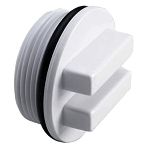 Swimline Threaded Pool Return Line Plug - IG Pools