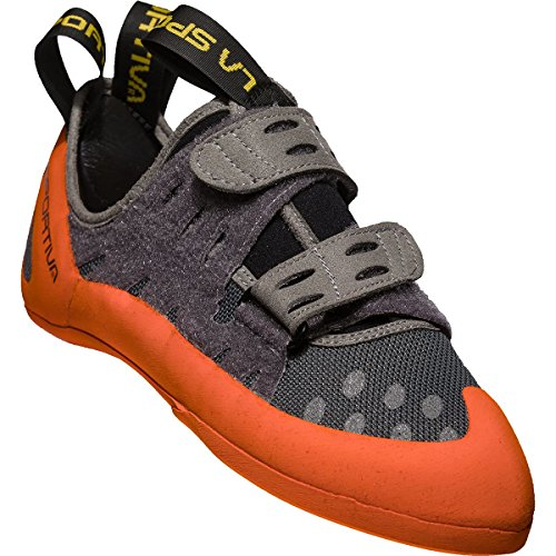 La Sportiva Geckogym Climbing Shoes Men Grey/Turquoise 2018 Sport Shoes 77AUPiR