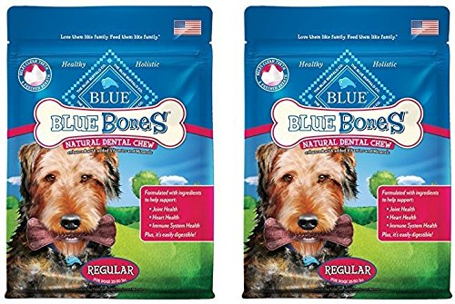 Blue Buffalo Blue Bones Regular (Pack of 2)