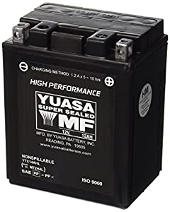 Yuasa YUAM72H4L YTX14AHL Battery