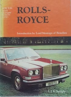 Rolls royce and bentley the history of the cars m bennett rolls royce foulis mini marque history series fandeluxe Choice Image