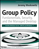 Group Policy, Jeremy Moskowitz, 0470581859