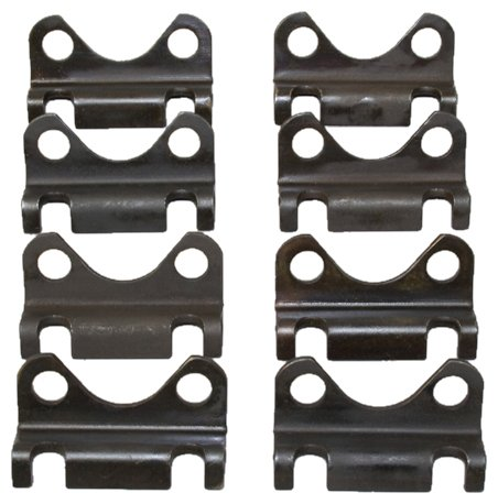 PRW 1135002 3/8' Stepped Pushrod Guide Plate for Chevy 265-400 1955-00