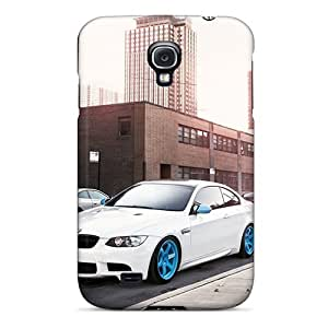 Durable Hard Phone Covers For Galaxy S4 With Custom Trendy Bmw M3 Skin Cases-best-covers