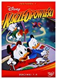 DuckTales Season 1 Episode 1-4 [DVD] (IMPORT) (No English version)