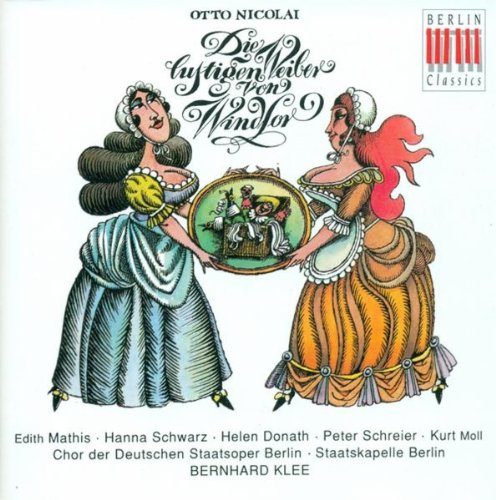 Die lustigen Weiber von Windsor (The Merry Wives of Windsor): Act III: Ihr Elfenm weiss und rot und grau (Chorus, Titania, Oberon, Elves, Hunter Herne, Whole Chorus, Falstaff, - Wife Oberon's