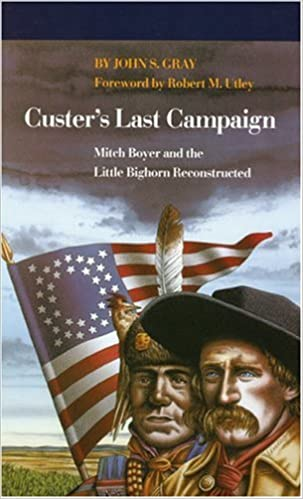 Custers last campaign mitch boyer and the little bighorn custers last campaign mitch boyer and the little bighorn reconstructed john s gray robert m utley 9780803270404 amazon books fandeluxe Gallery