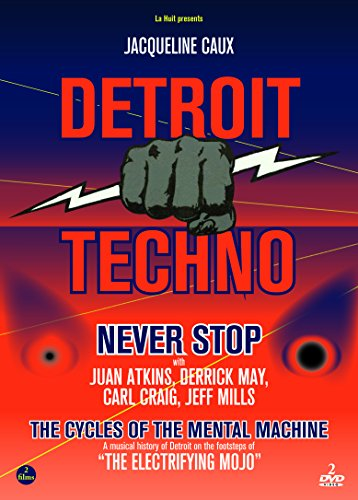 - Detroit Techno: Never Stop/The Cycle Of The Mental Machine (2 Films)
