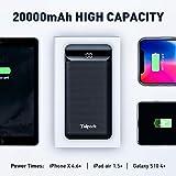 Tulpock Power Bank Portable Charger | Dual Output