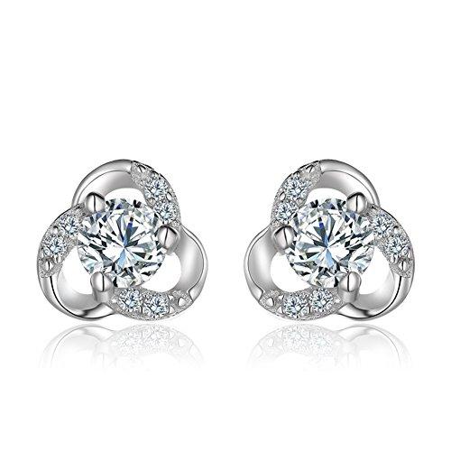 Polytree Earrings Shiny...