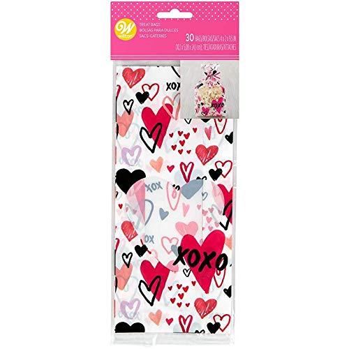 XOXO Valentine's Day Treat Bags