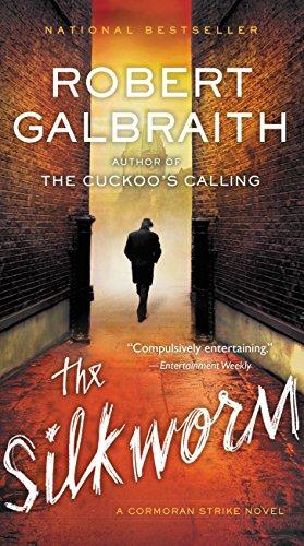 The Silkworm (Cormoran Strike Book 2) by [Galbraith, Robert]