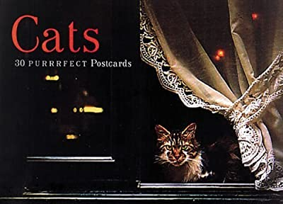 Cats: 30 Purrrfect Postcards (Gift Line) (1998-07-01)
