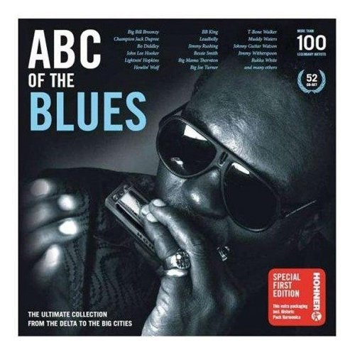 ABC of the Blaus (52 CDs + Hohner Mundharmonika)
