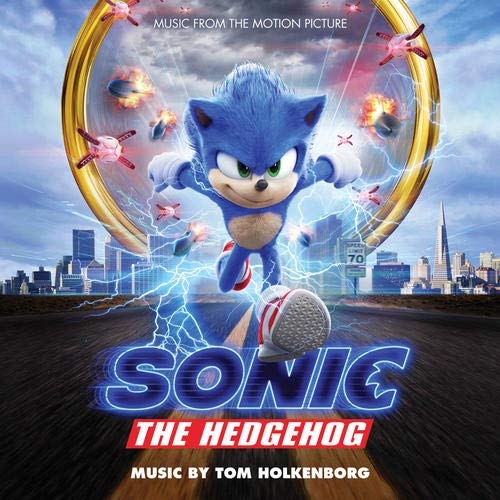 Holkenborg Tom Sonic The Hedgehog Music From The Motion Picture Amazon Com Music