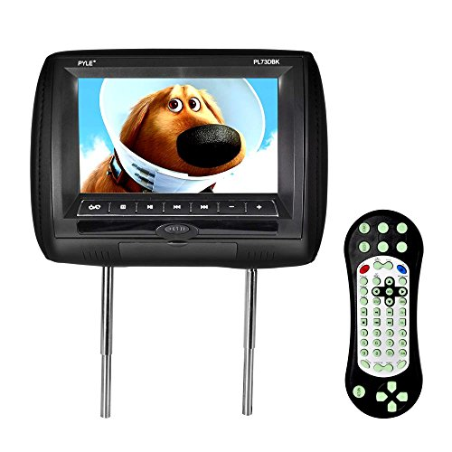 Pyle Headrest Monitor Readers PL73DBK