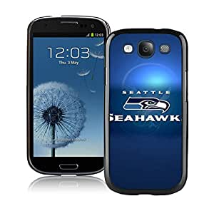 Seattle Seahawks 24 Black New Personalized Custom Samsung Galaxy S3 I9300 Case