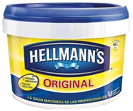 Mayonesa Hellmanns Cubo 5 Litros