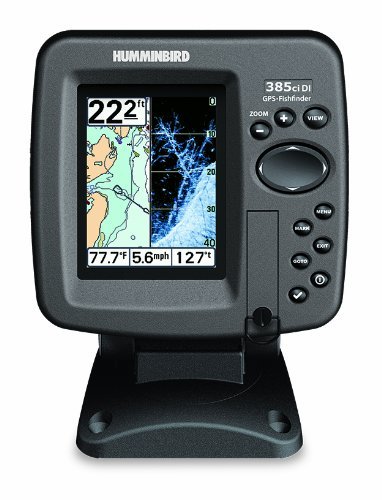 humminbird 408430 1 down imaging color fishfinder gps