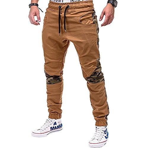 De Élastique Pour Sport Slim Séchage Avec Kaki Pieds À Amuster Pantalons Petits Tissés Pantalon Décontractés Hommes Rayé wERXIBXqz