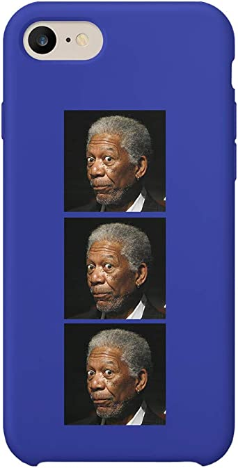 Morgan Freeman Ageless Surprised Face_MA0751 For Samsung Galaxy S9 Protective Phone Mobile Smartphone Case Cover Hard Plastic Funny Gift Christmas: Amazon.es: Electrónica