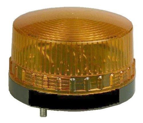 Strobo Blitzleuchte Leuchte 24 V geeignet für Drehtorantriebe