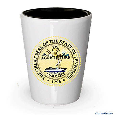 Tennessee Shot Glass- Tennessee Gifts (1)