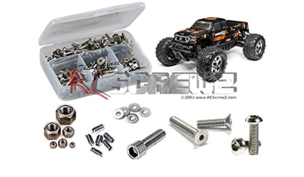 HPI Racing Savage XL Flux Stainless Steel Screw Kit