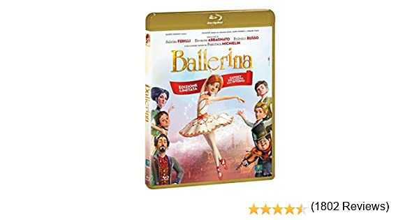 Ballerina Special Edition Gold+Gadget Tiratura Limitata Italia Blu-ray: Amazon.es: Eric Summer, Eric Warin: Cine y Series TV