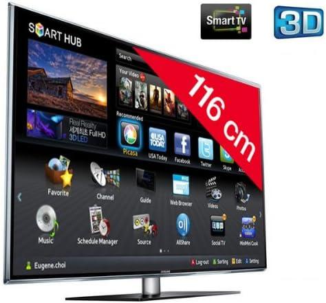 Samsung UE46D6500VSXXN - TV, Pantalla 46 pulgadas: Amazon.es: Electrónica