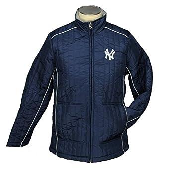 New York Yankees MLB para Mujer Jugadores Zip Up Chaqueta ...