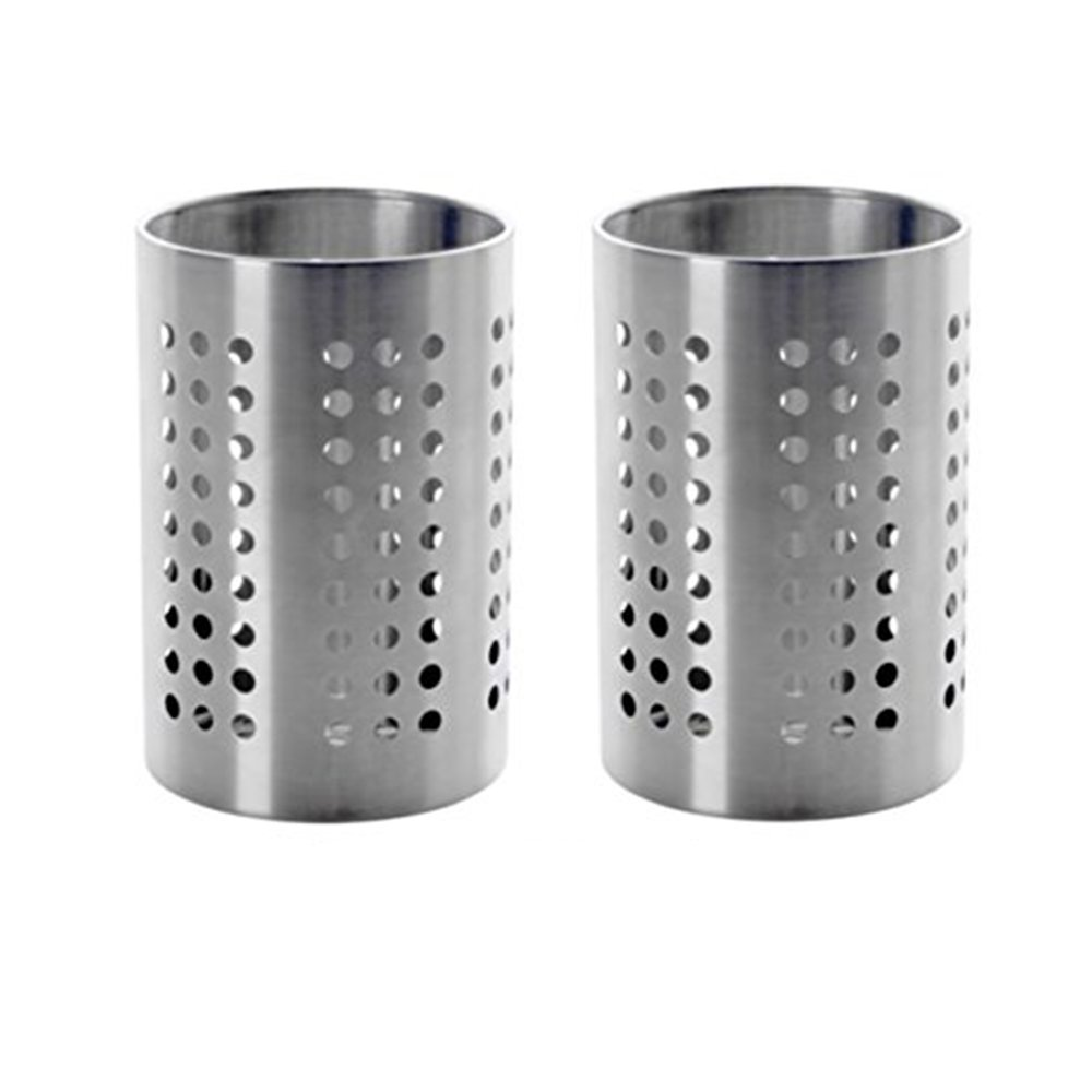 2, 7 Ikea Cutlery Storage Caddy Ordning Stainless Steel