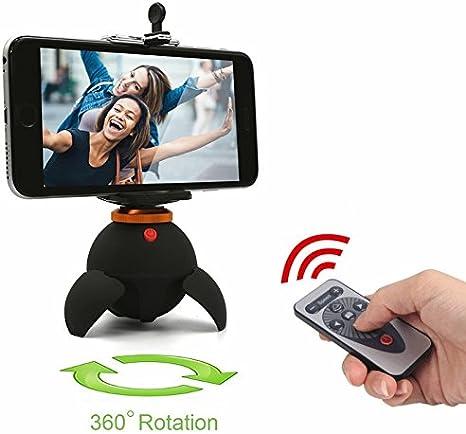 360 Panorama Kopf Elektrisch Mit Fernbedienung Camrush Kamera