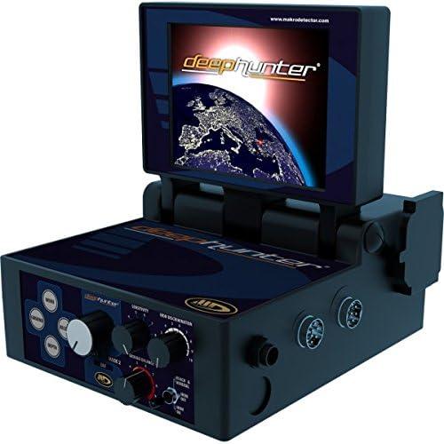Makro Detector de Metales Deep Hunter Tridimensional, Detector de ...