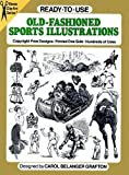 Ready-to-Use Old-Fashioned Sports Illustrations (Dover Clip Art Ready-to-Use)