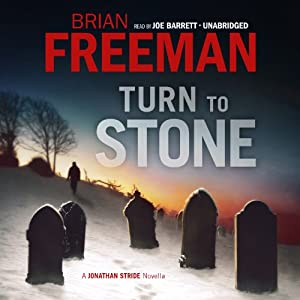 Turn to Stone Audiobook