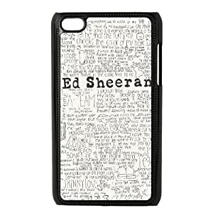 iPod Touch 4 Phone Case Black Ed Sheeran Quotes RJ2DS1020627
