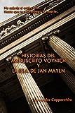 Historias del manuscrito Voynich y La isla de Jan Mayen (Spanish Edition)