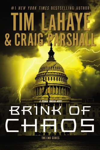 Brink of Chaos (The End Series Book 3) cover