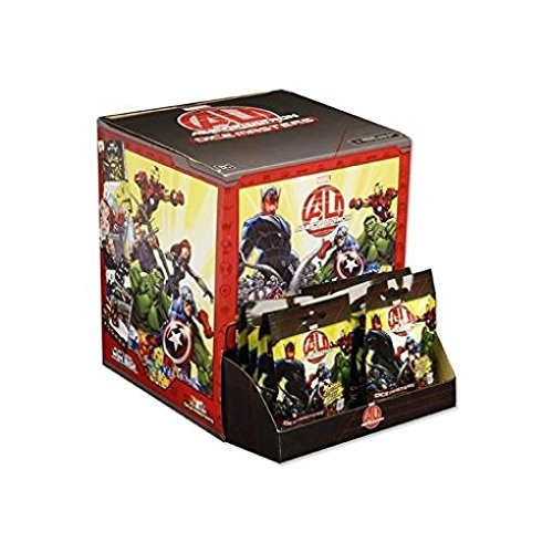 Gravity Feed Box - WizKids Marvel Dice Masters: Age of Ultron Dice Building Game: Gravity Feed