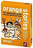 Moses Verlag - Black stories junior: orange stories