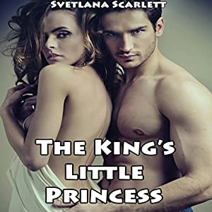 The King's Little Princess Audiobook