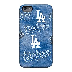 Tpu GOODstyle Shockproof Scratcheproof Los Angeles Dodgers Hard Case Cover For Apple Iphone 6s