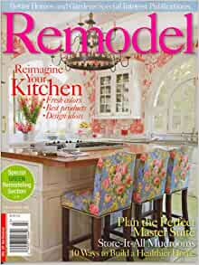 Better homes and gardens remodel february march 2008 issue editors of better homes and gardens March better homes and gardens