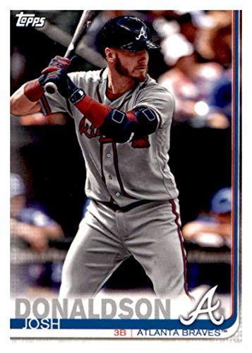 - 2019 Topps Team Edition Atlanta Braves #AB-17 Josh Donaldson Atlanta Braves Baseball Card