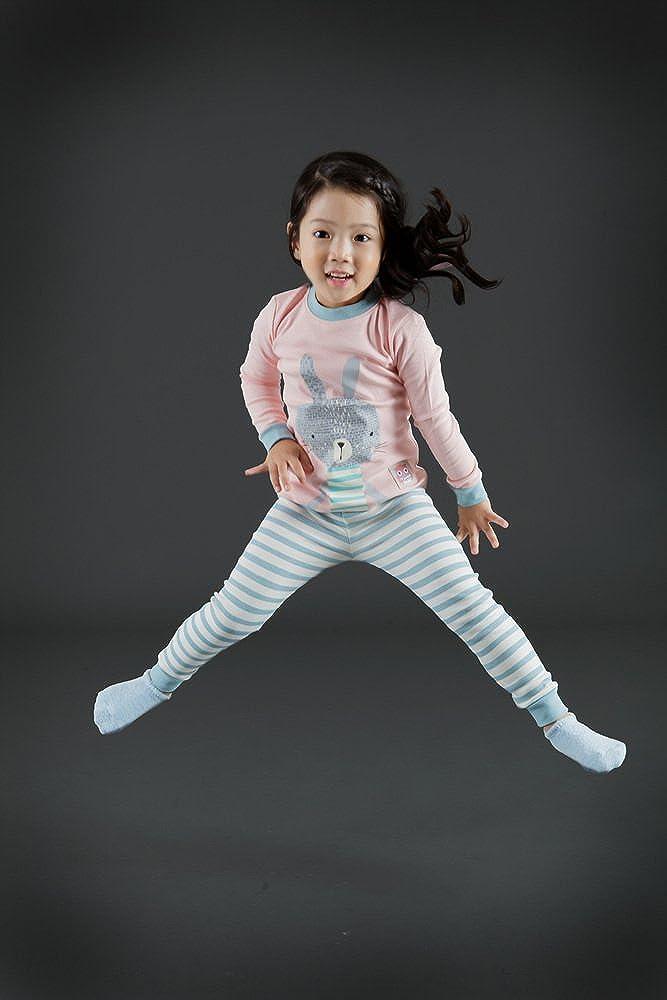 Vaenait Baby 12M-12 Years Girls 100/% Cotton Pyjama Sleepwear Set Gifts Animal Printed Nightwear