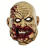 Bloody Butcher Halloween Costume Props Horror Villain Heads Adults Cosplay Latex Mask