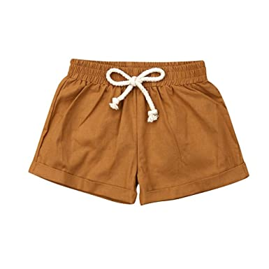 ac82996073a1 Baby Girls Boys Shorts Clothes Set 0-3T Toddler Kids Newborn Baby Summer Short  Pants
