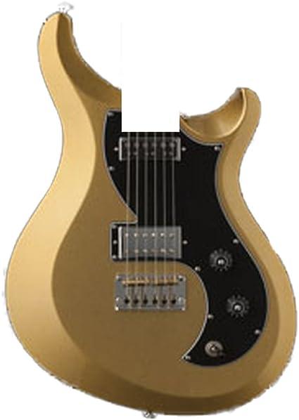 PRS v2pb05 _ CE S2 vela eléctrica guitarra, egipcio dorado ...